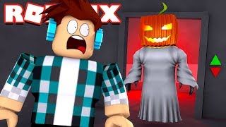 ROBLOX-The SCARIEST ELEVATOR in the WORLD!!