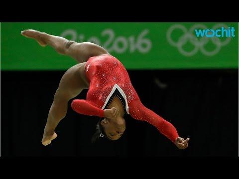 Simone Biles Wins 4th Gold Rio Medal