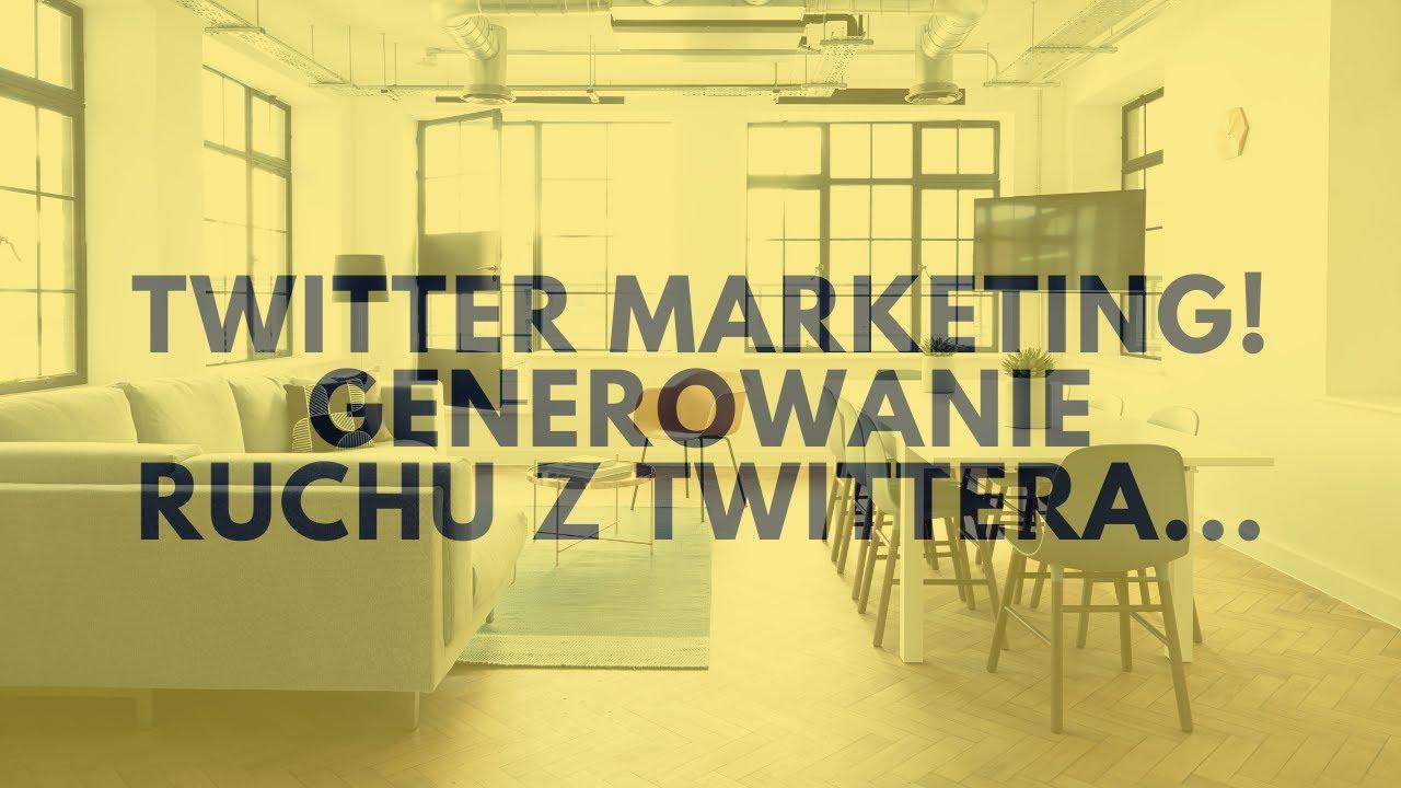 Twitter Marketing. Generowanie Ruchu Z Twittera!   Tomasz M. Pietrzak