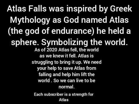 Shinedown - Atlas Falls (collage) (Help Atlas) (Read the discription)