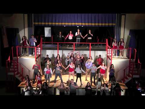 High School Musical Feb 2018 Lyndhurst High School