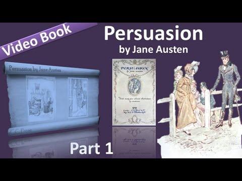 Part 1 - Persuasion Audiobook by Jane Austen (Chs 01-10)
