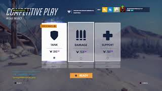 Overwatch season 20 placements