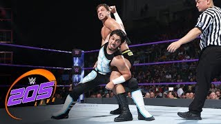 Mustafa Ali vs. Drew Gulak: WWE 205 Live, June 20, 2017