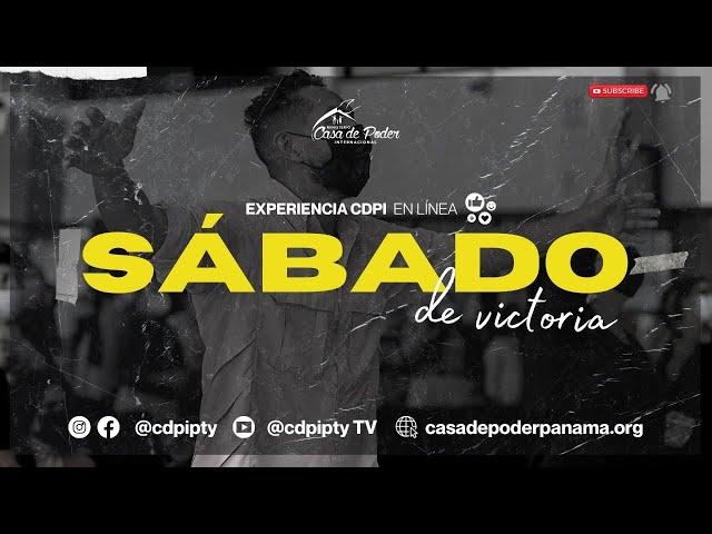 Sábado profético #269 |  Pastor Abel Santos| Casa de Poder Panamá