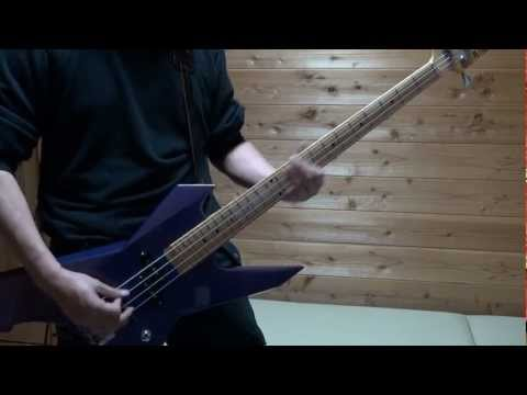 X JAPAN 紅 Bass Cover X with オーケストラver. HD