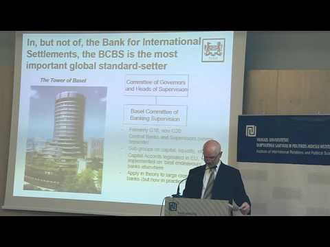 Sir Howard Davies: Aftermath of the financial crisis: what have we learned?