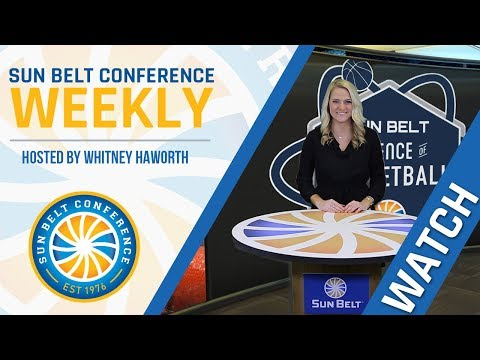 Sun Belt Conference Weekly: Science of Sport (Jan. 26)