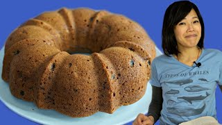 POOR MAN'S BOILED Cake - Depression Era Recipe | HARD TIMES - food from times of scarcity