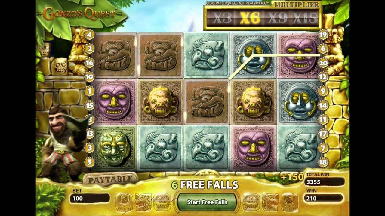 Online Slots Free Spins