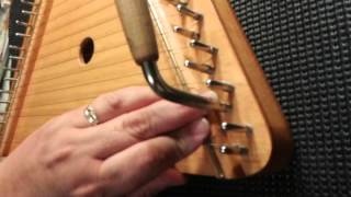 Changing A Zither String