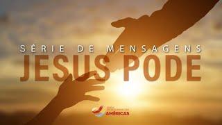 JESUS PODE (Parte 1) 02.05.21 Noite | Rev Jr Vargas