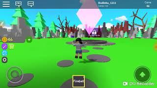 Roblox-A batalha de slime😍-Magic Simulator