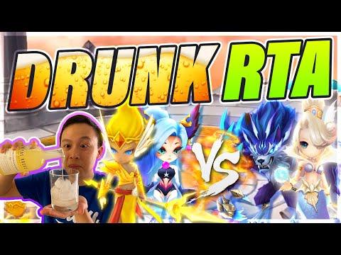 Drunk IslandGrown = RTA God?! Can We Hit G2?!