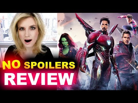 Avengers Infinity War Movie Review  Youtube
