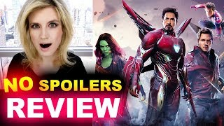 Avengers Infinity War Movie Review