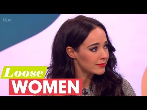 Stephanie Davis Breaks Down Talking About Her Depression And Overdose | Loose Women