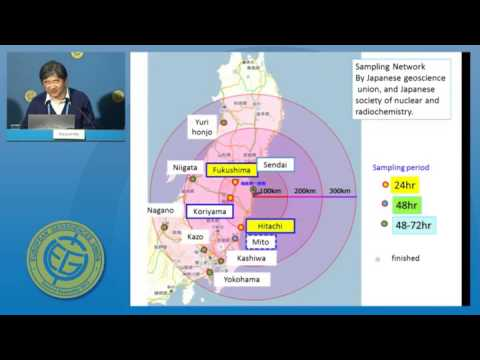 EGU2013: Consequences of nuclear accidents: Fukushima and Europe (PC3)