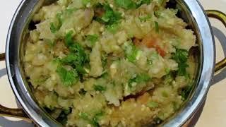 Chokha Recipe/Baingan aloo Chokha Recipe in hindi/How to make Chokha
