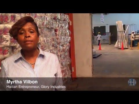 Miami Herald | Bringing Hygiene to Haiti