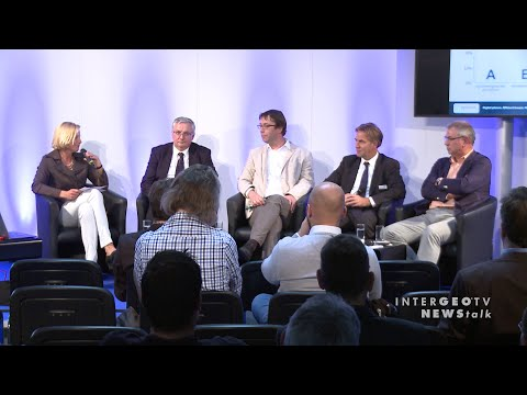 BIM Talk - INTERGEO TV News Talk 2015