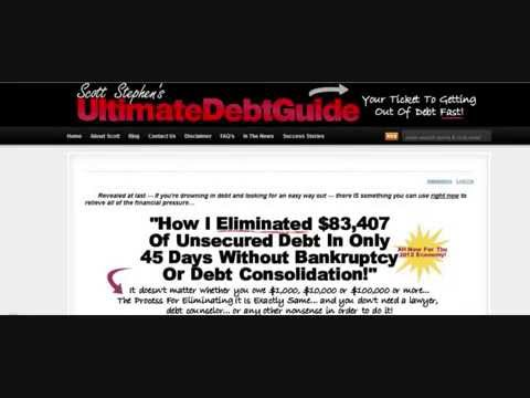 eliminate-debt-fast-without-bankruptcy-or-debt-consolidation,-ultimate-debt-guide