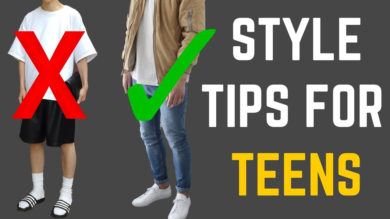 Wonderful 7 BEST Style Tips For Teens