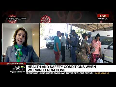COVID-19 Pandemic | Health and Safety conditions when working from home: Natasha Moni