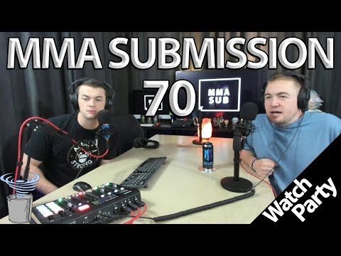 UFC 254: Khabib vs. Gaethje Watch Party - MMA Submission #70