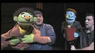 "Behind the scenes on ""Avenue Q"""