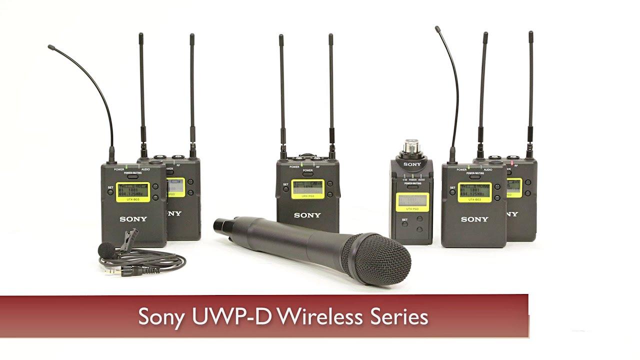 Sony Wireless Mic System Wiring Diagrams Seriesresonantpowersupply Powersupplycircuit Circuit Diagram Uwp D Systems Youtube Rh Com Digital Microphone Frequency Lists