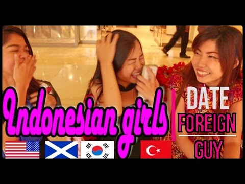 Will Indonesian Girls Date Foreign Guy? Lovely Interview