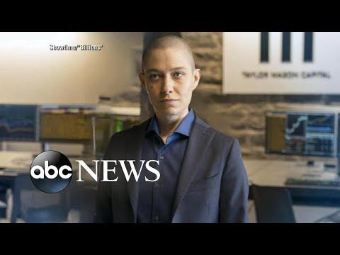 'Billions' star Asia Kate Dillon on using platform as first non-binary TV star