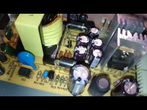 KiSS DP-1000 DVD DivX MPEG4 MP3 player repair