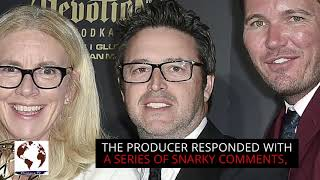 Melania Trump invites snarky Ellen producer, Andy Lassner to event about promoting kindness