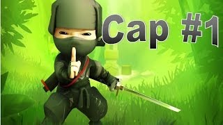 Mini Ninjas | Gameplay Español  | Capitulo 1
