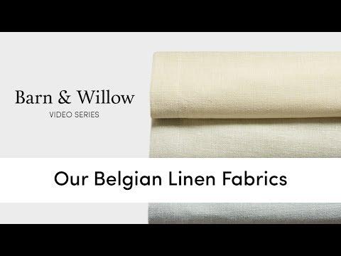 Our Belgian Linen Fabrics