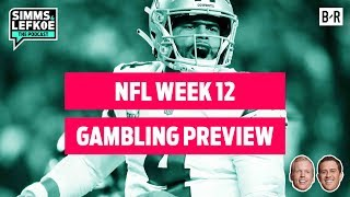 Will Steelers Win 7th Game in a Row vs. Broncos? | NFL Week 12 Gambling Preview