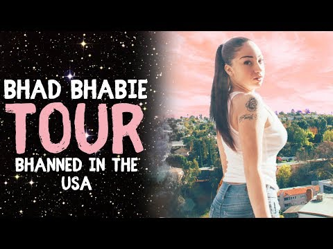 BHAD BHABIE Bhanned In The USA Tour w Asian Doll | Danielle Bregoli