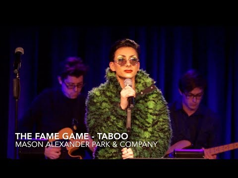 The Fame Game from TABOO - Mason Alexander Park