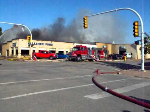 Kelleher Ford Fire Dauphin Manitioba 3 Youtube