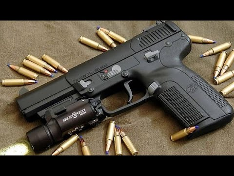 The Best Gun Of The World - YouTube