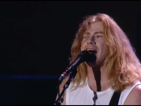 Megadeth - Trust - 7/25/1999 - Woodstock 99 West Stage (Official)