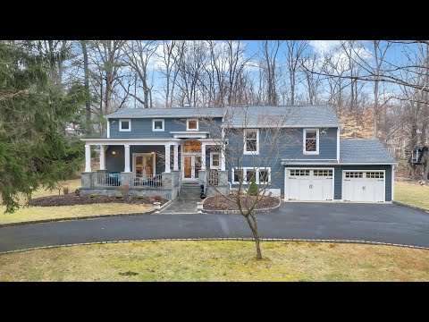 Real Estate Video Tour | 99 Woodland Avenue Ramsey , NJ 07446