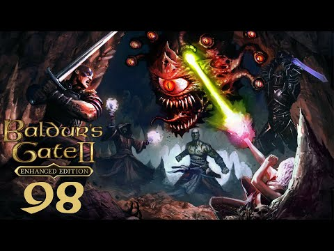 💰🌐🤖 Golembaumeister Bib! | Baldur's Gate II Enhanced Edition #098 |
