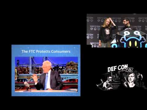DEF CON 23 - McSweeny and Soltani - How to Hack Gov: Technologists as Policy Makers