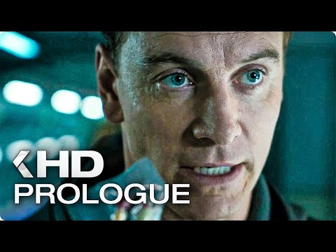 "ALIEN: Covenant Movie Clip ""Prologue: Last Supper"" (2017)"