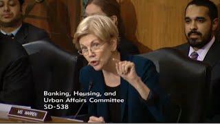 Sen Warrens Epic Takedown Of Wells Fargo CEO
