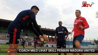 Coach Milo Lihat Kematangan Skill Anak Asuhnya