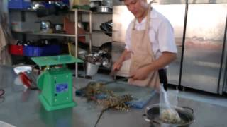 How to make Lobster Hotpot Vietnam - P3